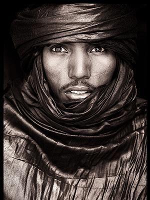 Tuareg People of the Northern Sahara