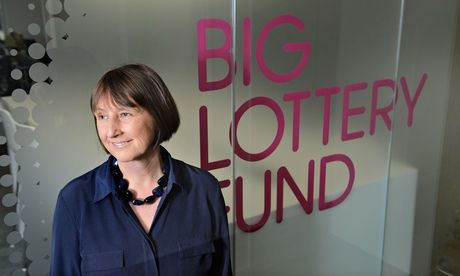 Big Lottery Fund's european match-funding proposal - how it would work