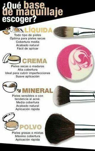 Y tu ¿ya conoces cual es la formula ideal para tu tipo de piel? No te preocupes con gusto te asesoro para elegir la indicada para ti.