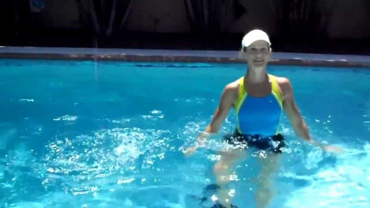 9 best images about water aerobics choreography on for Exercise pool canada