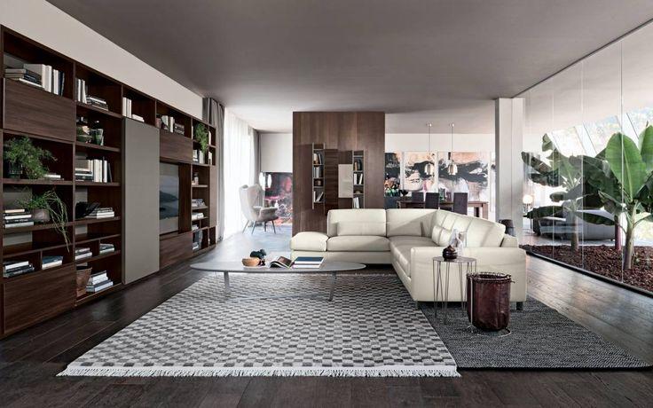 Live contemporary_soggiorno Febal