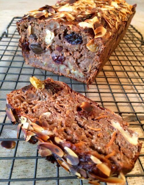 worteltaart cake