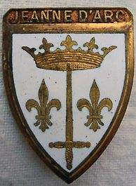 Jeanne d'Arc :: Coat of Arms♔PM                                                                                                                                                                                 More