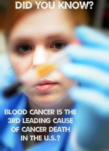 Blood cancer awareness is key to better management. September is blood cancer awareness month!