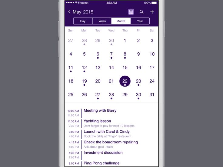 Calendarplanets