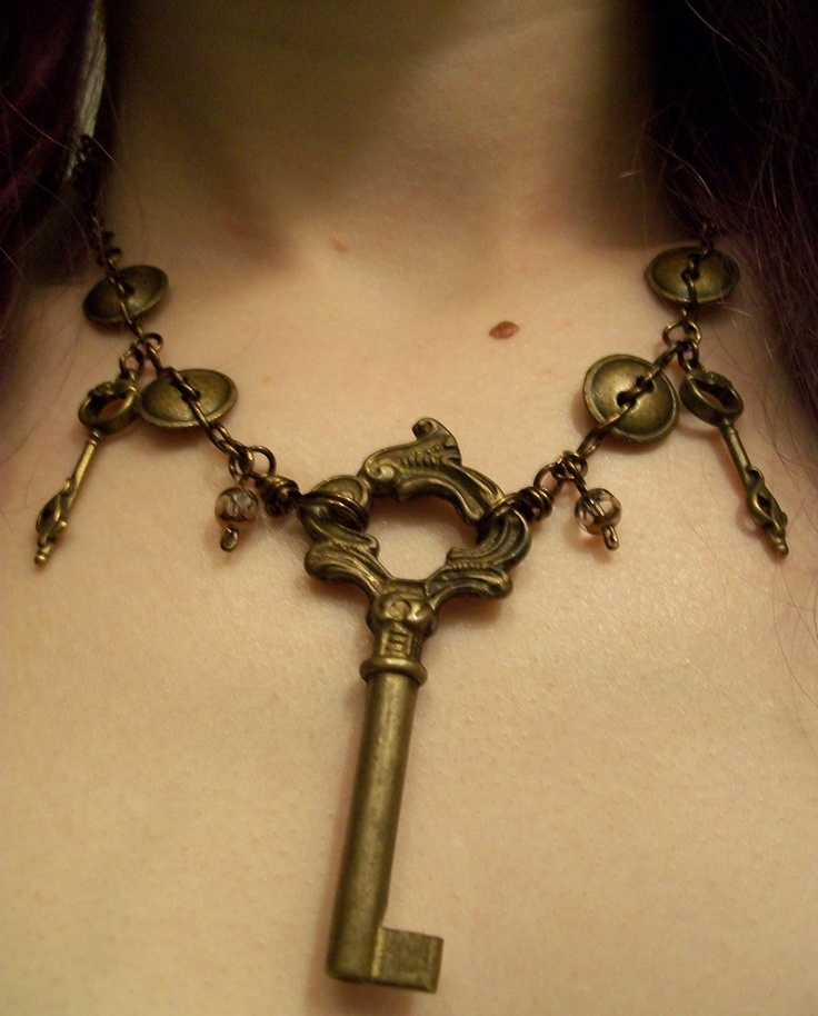 key jewelry pendants - Bing Images