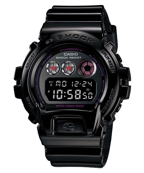 RunPlusDesign: mobile lifestyle, running and design: Stuff I love: G-SHOCK-DW6900 Blackberry