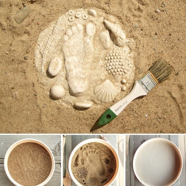 Craft Tutorials Galore at Crafter-holic!: Handmade Fossils