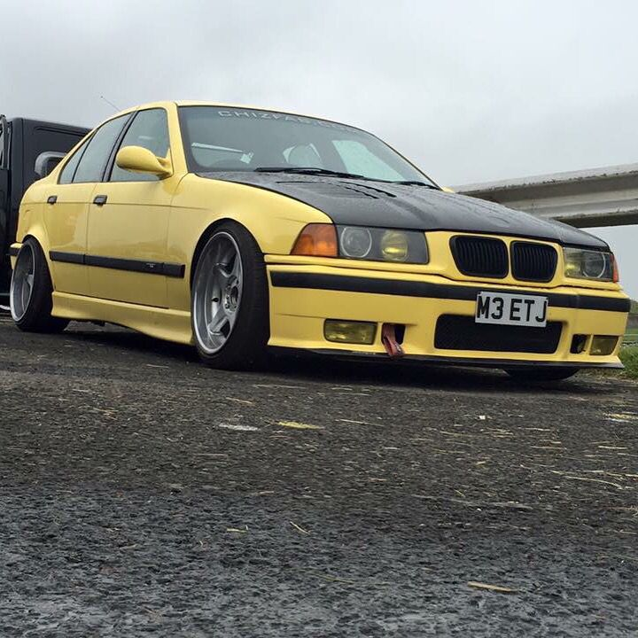 Chizfab e36 on point