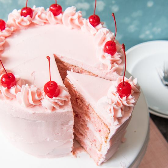 Best 25+ Cherry Chip Cake Ideas On Pinterest