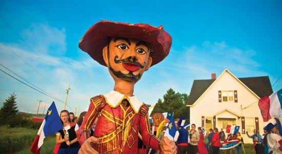 Acadian Festivals   Nova Scotia