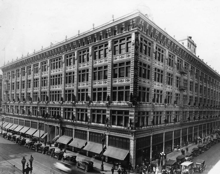 1000+ images about Department Stores of the late 19th ...