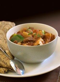 La Madeleine Lamb Stew | CopyKat Recipes | Restaurant Recipes