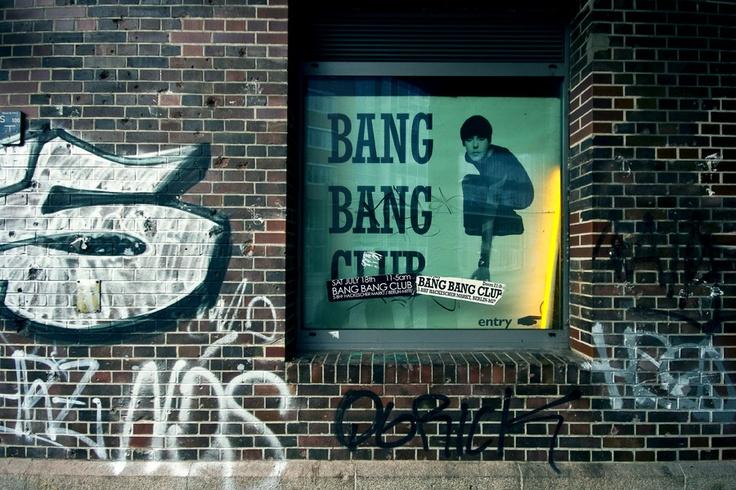 BangBang club in Berlin!