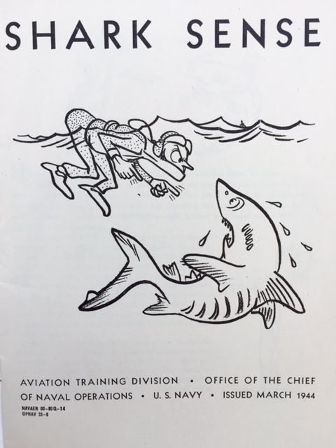 Julia Child And The OSS Recipe For Shark Repellent Central Intelligence Agency