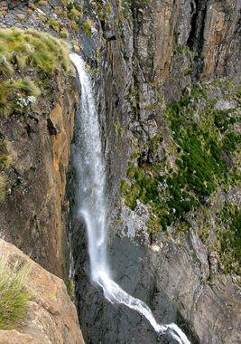 Tugela Falls   Mont-Aux-Sources     Drakensberg