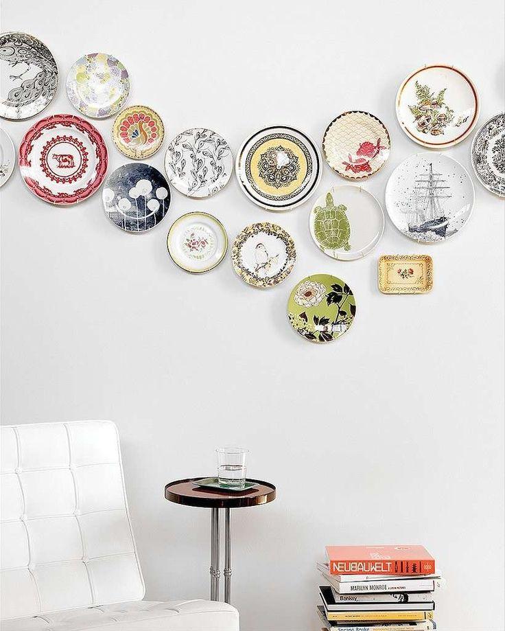Arredare con i piatti - Piatti decorativi