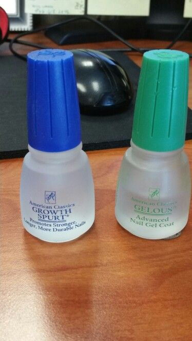 Best Base Coat and Top Coat. Will last two weeks @Sallys Beauty Supply.