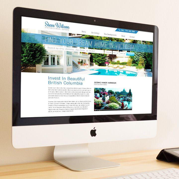 Steve Wilson Real Estate Homepage