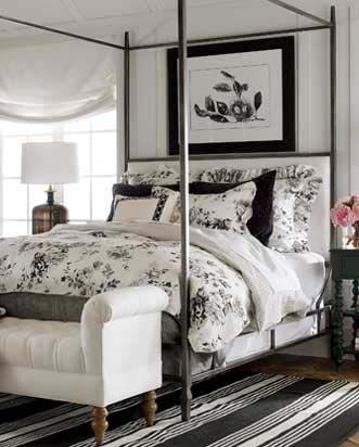 45 best Ethan Allen Bedrooms images on Pinterest   Bed furniture ...