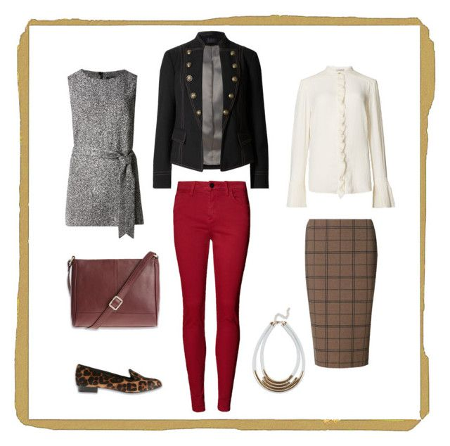 Marks & Spencer Trend Picks by sara-imagetree on Polyvore featuring polyvore fashion style clothing
