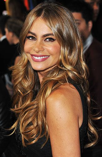 images of sofia vergara hair colors - Google Search