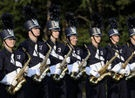 Article: The best extracurricular activity at many high schools is band, particularly marching band