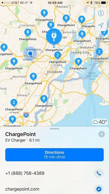 Apple Maps may have an advantage over Google Maps with Tesla owners  #Apple #Google #iOS10 #Android #electriccars #AppleMaps #GoogleMaps #Tesla