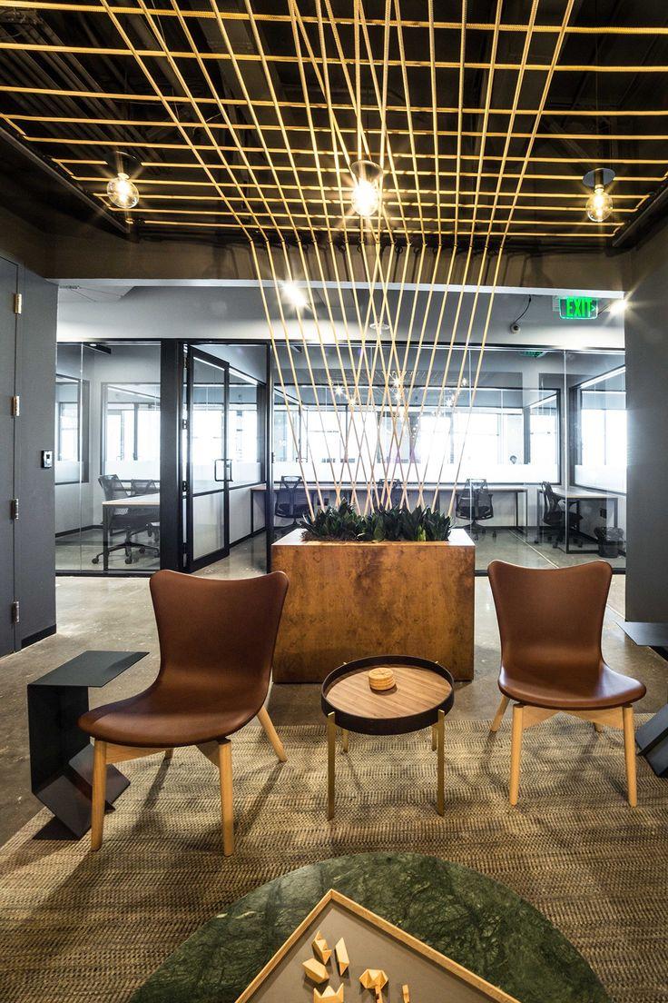 Best 25 Modern Rustic Office Ideas On Pinterest Rustic