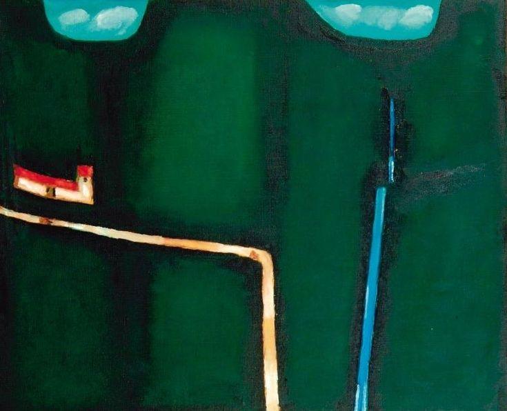 """""""Pejzaż"""", 1979"""