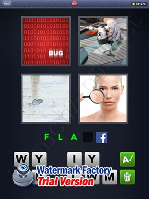 4 Pics 1 Word Answers: Level 2637