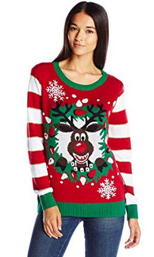 707365d2 75 Best Ugly Christmas Sweaters for Women 2018 - FAVHQ.com ...