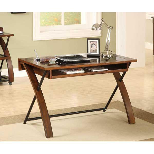 American Furniture Warehouse Virtual Store Ztcd Ztcd Zeta Computer Desk Golden Oak Whalen