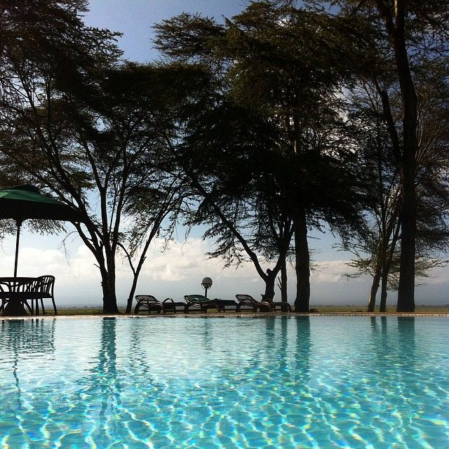 Mornings in the @oltukailodge, #Amboseli.   #DemipressKenya #kenya #africa #travel #travelphotography #landscape #safari #nikonphotography #nikonphotographers #Nikon #D750 #NikonD750 #hotel #lodge #travel
