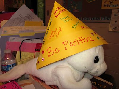 thinking caps for test anxiety and other great ideas from a counselor.