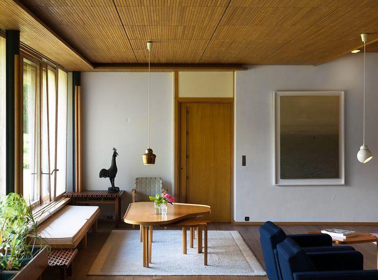 Best 108 Modernist Interiors ideas on Pinterest | Arquitetura, Flats ...
