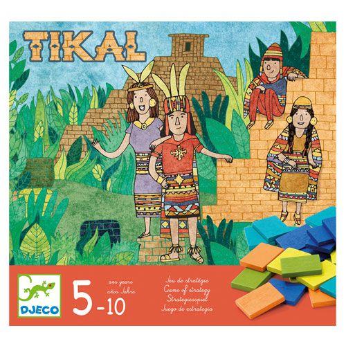 "Djeco επιτραπέζιο παιχνίδι ""Tikal"""