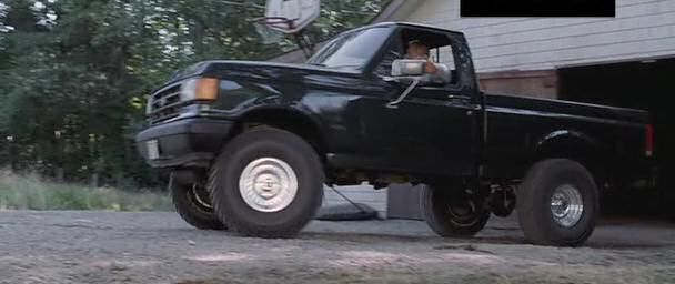 the truck from walking tall movie in 2004 | so awesome ...