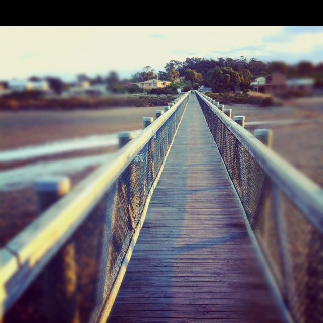 Port sorell walking track..