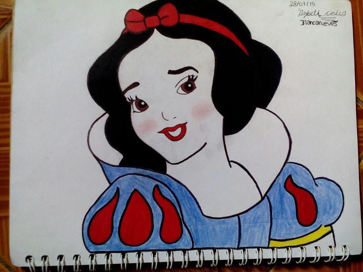 Esta es uno de los dibujos que hice a color XD