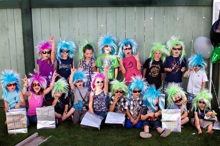 Rock Star Birthday Party Ideas | Rock Star Birthday Party