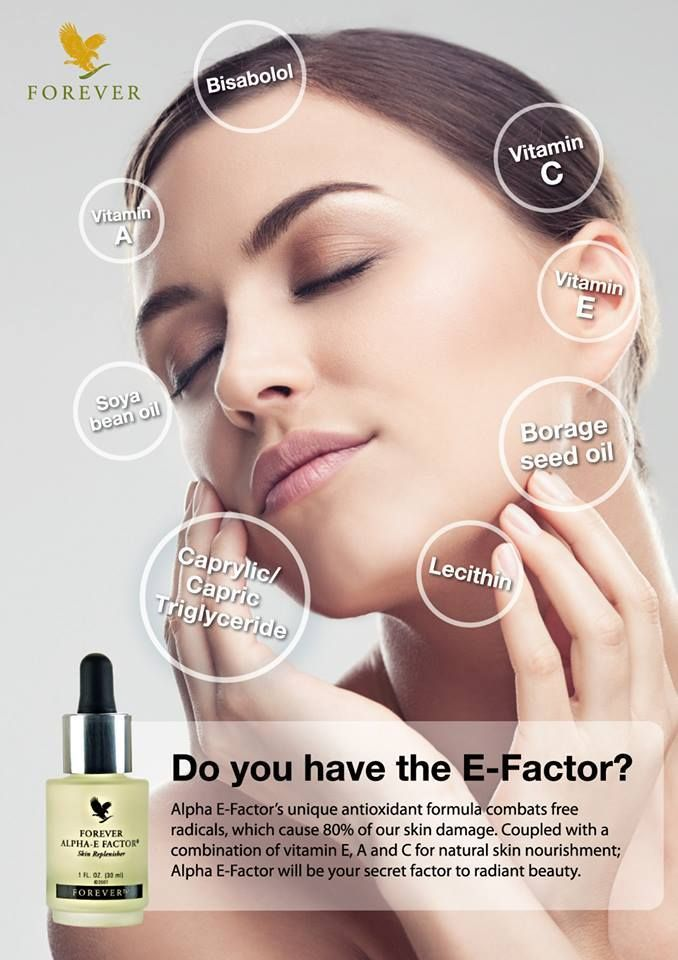 I love this Alpha E Factor oil, I mix it with Aloe Nourishing Serum and have seen amazing results
