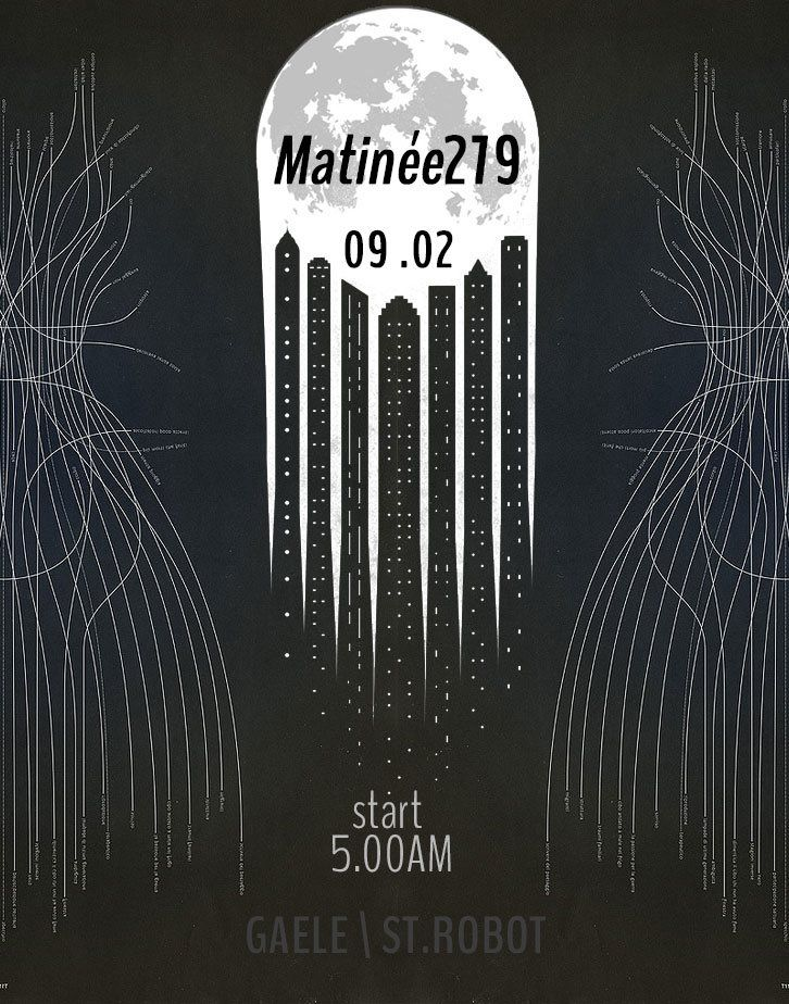 Matinèe279 at 2N