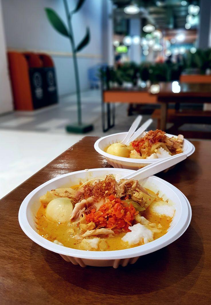 """""""Ketupat Gloria"""", Food Garden Lippo Mall Puri, Jakarta"""