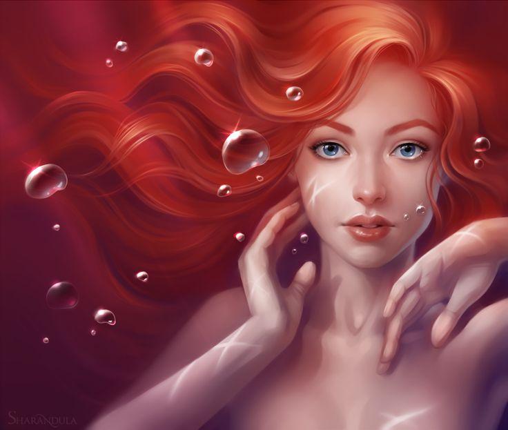 The Little Mermaid by *sharandula on deviantART