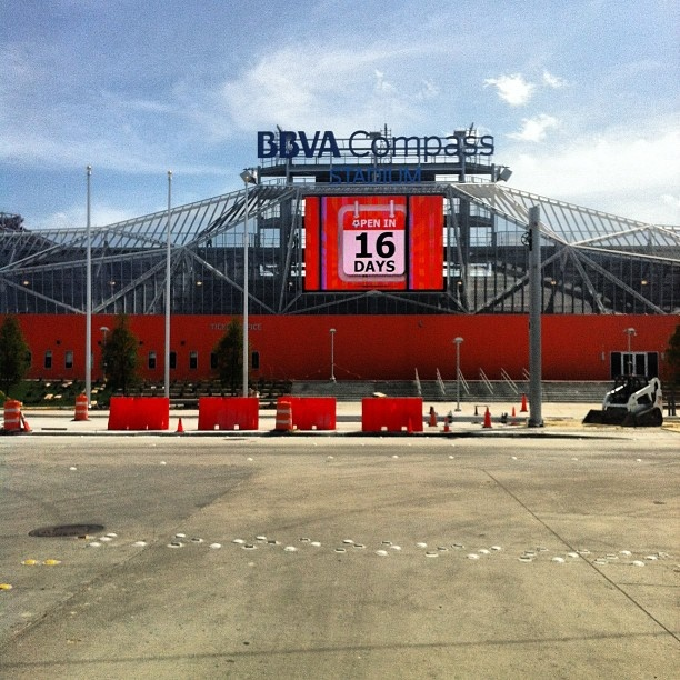 16 DAYS!: Houston Dynamo