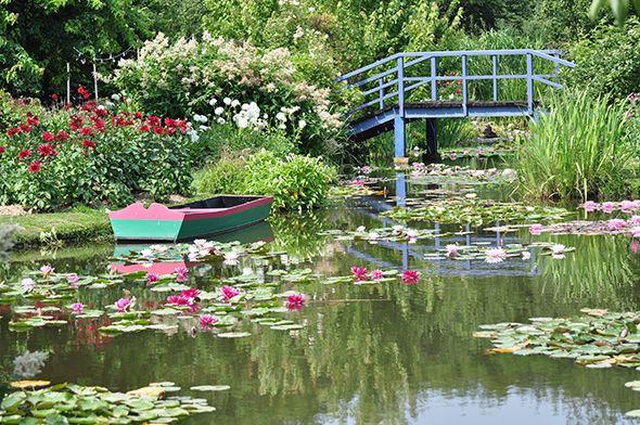 Le Jardin du Peintre André Van Beek