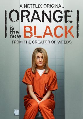Orange Is the New Black (Netflix). Dark comedy, equally hilarious & poignant