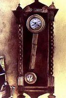 Марк Шагал. Часы (время) , 1911
