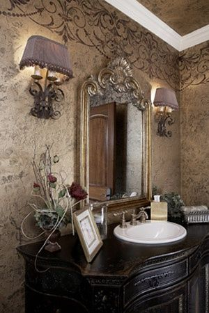 Cp Hart Bathrooms >> 17 Best images about Our Home: Powder Room on Pinterest | Powder room design, Painted ceilings ...